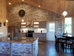 Waterfront Chalet in Mont-Tremblant area